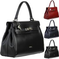 PICARD Damen Handtasche Leder Abendtasche Tasche Schultertasche Lady Bag Berlin