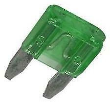 5 x Mini Blade Fuses 30A 30 Amp (11mm x 15mm) o/e spec fits KIA