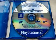 PS2 - Space Channel 5 Part 2 (promo disc, PAL full game) PlayStation 2 *RARE*