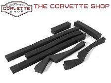 C3 Corvette Radiator Core Support Foam Seal Kit 1976L-1977 L82 or L48 w/AC 39866