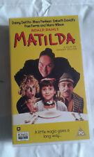 MATILDA ROALD DAHL  VHS VIDEO TAPE - PG CERT