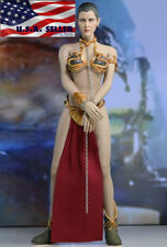 1/6 Star Wars Princess Leia Organa Slave Seamless Female Figure Full Set ❶USA❶