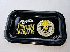 Snoop Dogg, Snoop's Premium Nutrients Promotional Rolling Tray, free shipping