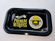 Snoop Dog, Snoop's Premium Nutrients Promotional Rolling Tray, New free shipping