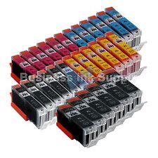 30+ PK PGI-250 CLI-251 Ink Tank for Canon Printer Pixma MX722 MX922 MG5420 6PGI