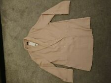 BNWT. Ladies pink jacket from F & F. Size 14