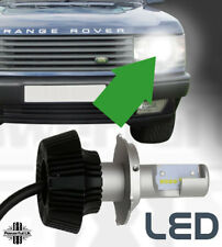 2x High Power LED H4 Testa Lampadina KIT RANGE ROVER P38 VOGUE Luce HID upgrade