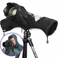 Altura Photo Professional Rain Cover for Canon Nikon Sony DSLR Mirrorless Camera