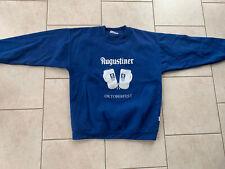 Augustiner Bräu Oktoberfest Sweatshirt In M Neu