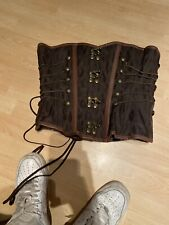 Size 34 Steam Punk Basque New (s