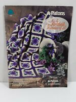 THE GREATEST GRANNIES OF ALL PATONS 15 prize-winning granny squares Crochet