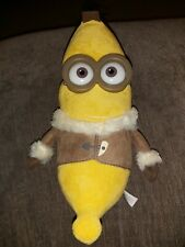Despicable Me Minion Banana Soft Toy - Minions Movie Gift