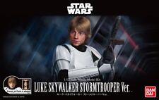 Luke Skywalker Stormtrooper Ver. Modellbausatz 1/12 von Bandai, Star Wars