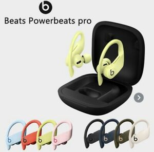 NEW Beats by Powerbeats Pro Ear-Hook Wireless Headphone-Multiple Colours