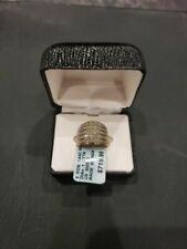 Five Row Band Diamond Ring 1 Cttw US Size 5