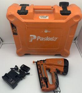 Paslode IM65A F16 Cordless 2nd Fix Nail Gun Lithium Impulse + BATTERY/Case/More