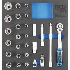 """Steckschlüssel-Satz Antrieb 12,5mm (1/2"""") Steckschlüsseleinsatz Nüsse 8-32 mm"""