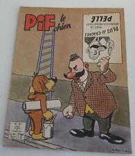 PIF GADGET VAILLANT --->   PIF LE CHIEN    N°  57    *****  MAR10