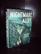 1946 Rhinehart & Company NIGHTMARE ALLEY by William Lindsay Gresham 1st/1st HCDJ