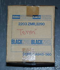 Case of SIX Konica 2203 ZMR 3290 Toner PC/UA945-560