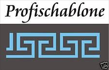Schablone Wandschablone Dekorschablonen Malerschablone Schablone  Mäander 2