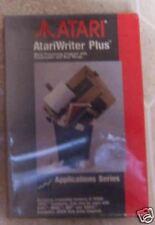 Atari Writer Plus 400/800/XL/XE Disk NIB New
