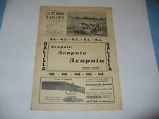 RIVISTA LA SETTIMANA DI CACCIA E PESCA N. 21 1937