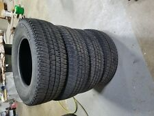 4 Used LT265/70R17 SL Michelin LTX AT2 265 70 17 Tires -PICK UP ONLY