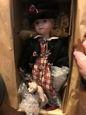 Boyds Yesterday's Child Porcelain Doll #4803 Brittany & Ben.Life'S Journey 1E