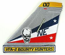 USN VFA-2 BOUNTY HUNTERS TAIL PATCH