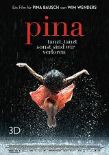 325168 PINA 2011 Wim Wenders Pina Bausch Movie WALL PRINT POSTER DE