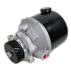 E-83924995 Power Steering Pump W/Reservoir for Ford/New Holland 231, 233, 333,++