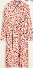 Pink Leopard Mango Dress