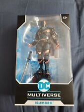 McFarlane Toys - DC Multiverse - Deathstroke (Arkham Origins) - Sealed