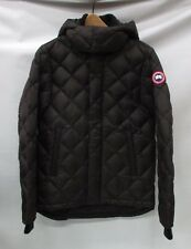 Canada Goose Mens Hendriksen Insulated Coat 3205M Charredwood Size Small