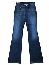 James Cured By Seun Titan Distressed Mid-Rise Bootcut Jeans Size 24