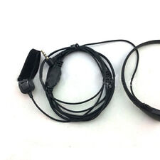 Yaesu VX2R/3R/5R/VX168/160/FT60R 1pin PTT Acoustic Tube Earpiece Headset Mic