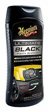 G15812 Meguiars Meguiar`s Ultimate Black Plastic Trim Restorer Dressing- 12 oz.