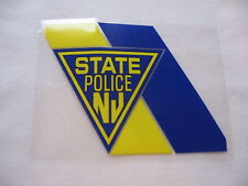 NEW JERSEY STATE POLICE  - WINDOW DECAL