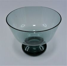WMF -Vase - Design: W. Wagenfeld 1961 - WVZ: 474.01 - Turmalin - VITRINENSTÜCK