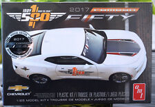 2017 CHEVROLET Camaro SS 1 le COUPE INDY PACE CAR 1:25 AMT 1059 NUOVO 2017