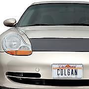 Colgan Sport Bra: 1997-99 Fits MITSUBISHI ECLIPSE (Crush Embossed Vinyl, Blac...