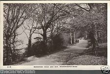 Kewstoke Road & Bay  Weston-super-Mare Old Unposted Real Photograph