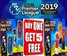 TOPPS MERLIN PREMIER LEAGUE STICKERS  2019 ☆ BUY 1 GET 5 FREE!!! ☆  #1-170