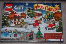 40LEGO City Calendrier de l'Avent  - 60133   NEUF Scellé