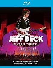 Jeff Beck - Live At The Hollywood Bowl (NEW BLU-RAY)