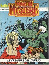 Tutto Martin Mystere n° 18
