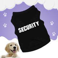 Fashion Unisex Pet Clothes Cat Dog Puppy Vest T Shirt Dress Sweater Coat  loop