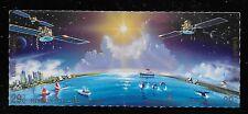 Un Scott # Ny 609-10, Paire 1992 Complet Ensemble FVF MNH