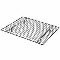 Non-Stick Cake Cooling Rack Baking Rack Cookies Biscuits Bread Muffins Dryi A9S4
